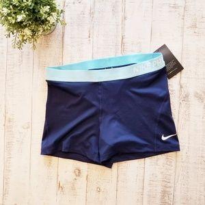 Nike Dri Fit Pro Spandex Shorts